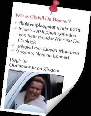 Christl De Boever